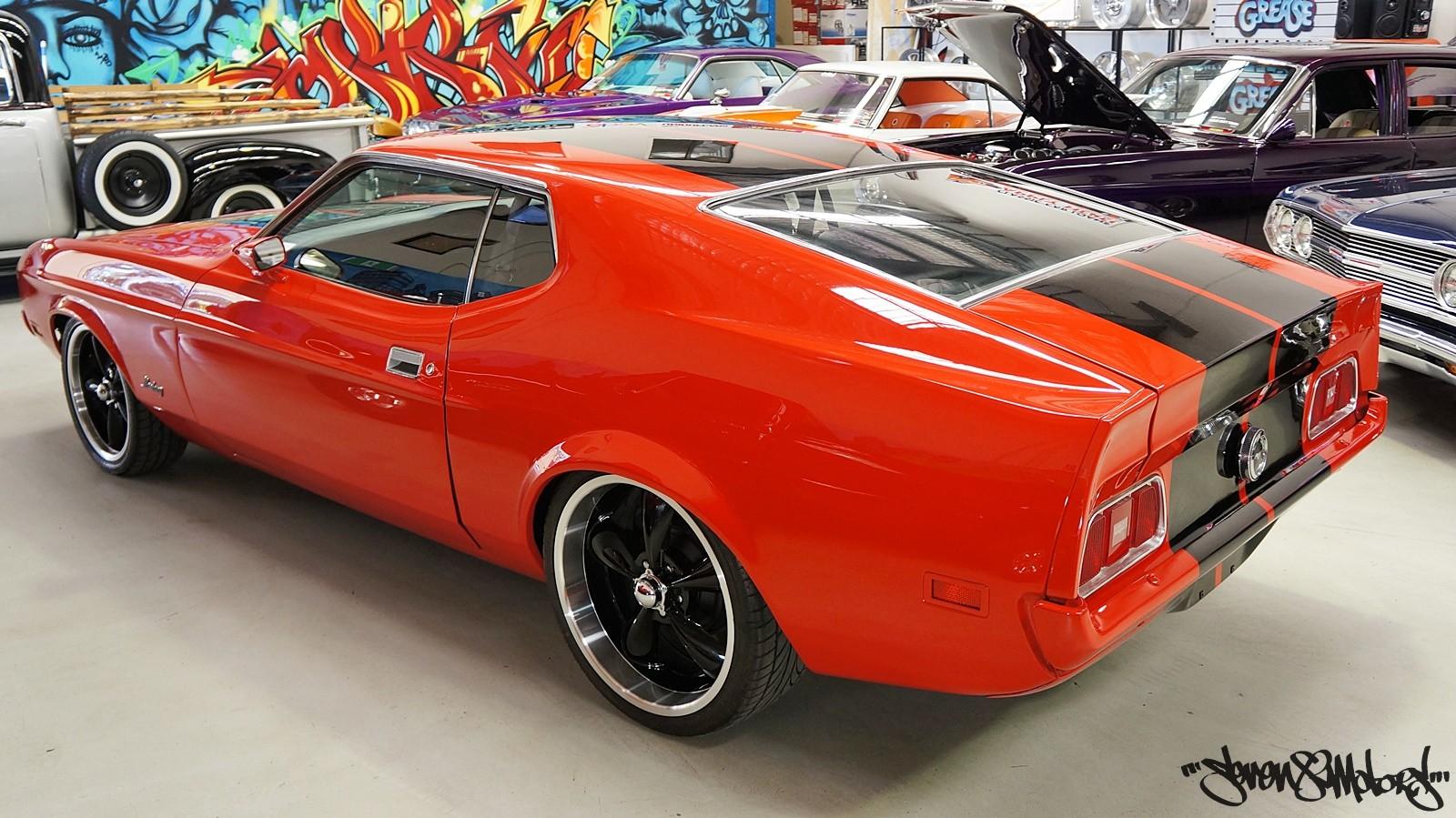 1971 Mustang Fastback SEVEN82MOTORS