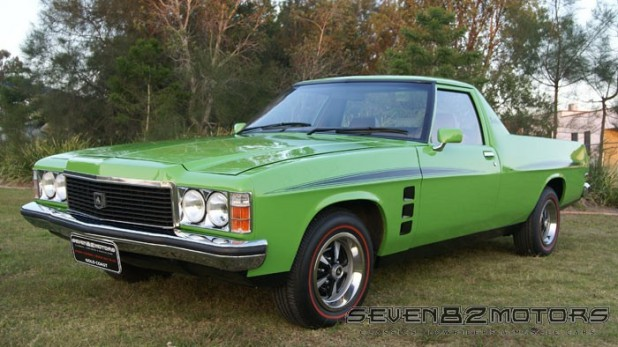 Design Your Own Car >> 1975 Holden HJ Sandman Ute - SEVEN82MOTORS