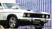 1974 Ford XB GT Sedan - White after