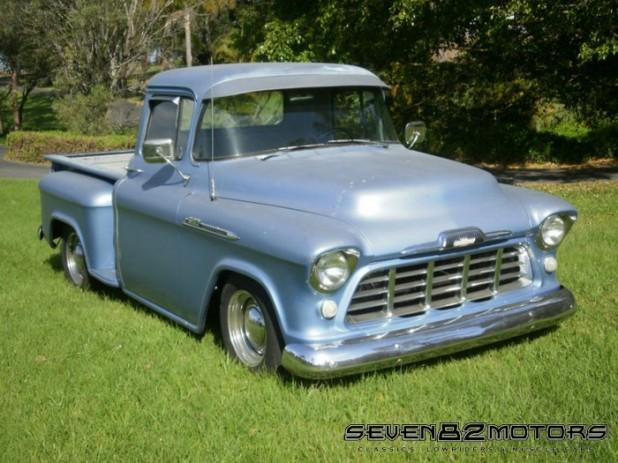 1956 Chevrolet Pickup - Hot Rod Network