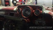 1957 Chevy RHD conversion after