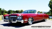 1971 Cadillac ElDorado convertible build after