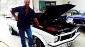 1976 LX Torana Hatchback build after