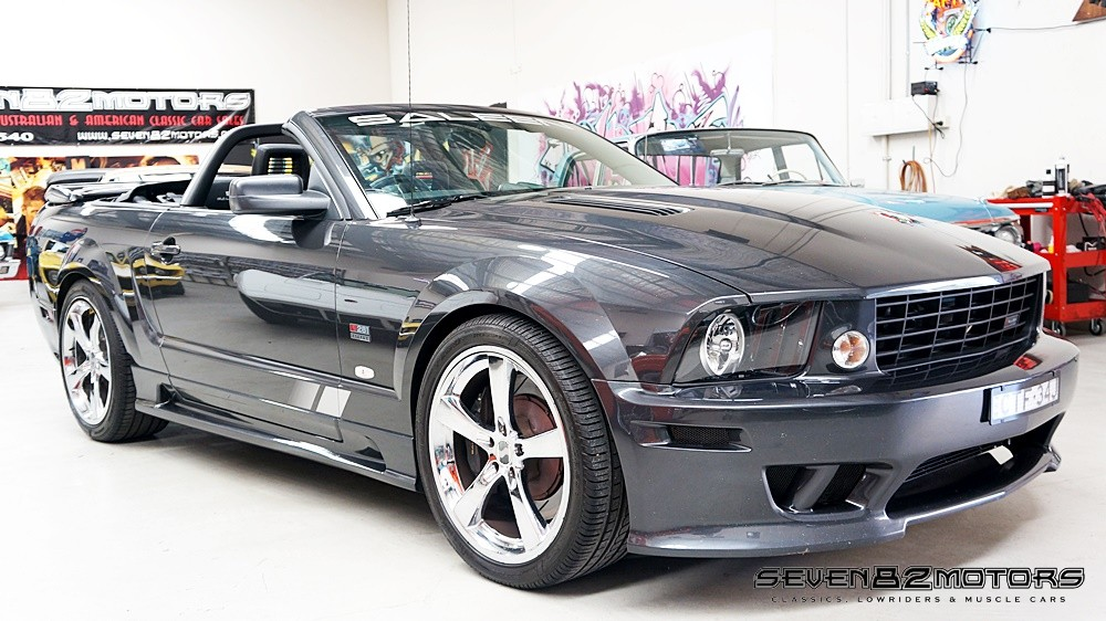 ford mustang saleen s281 extreme. Black Bedroom Furniture Sets. Home Design Ideas