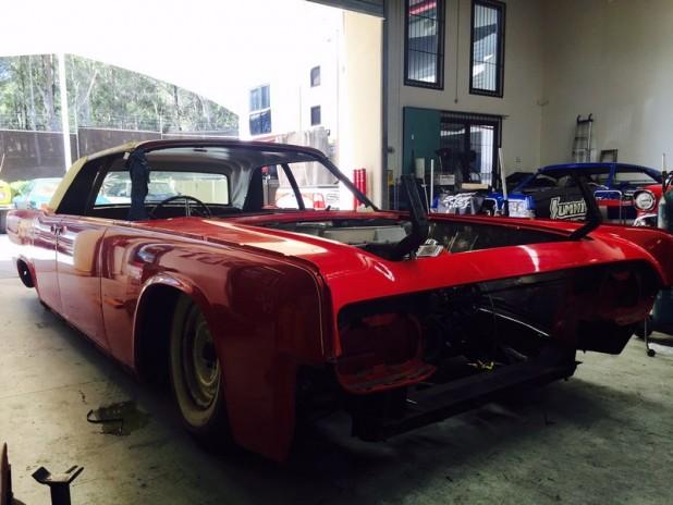 1961 Lincoln build (15)