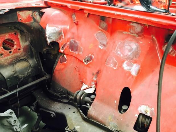 1961 Lincoln build (7)