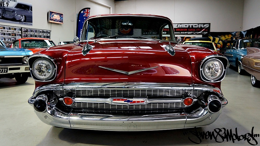 1957 Chevy 210 Sports Coupe For Sale