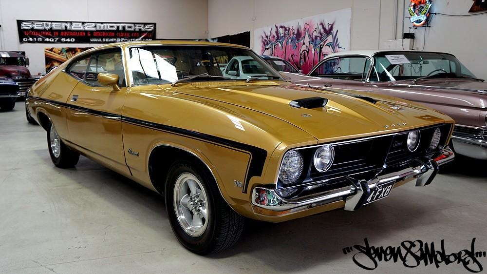 1974 xb gs fairmont coupe for sale