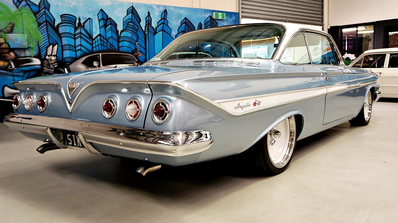 Bubble Top Impala For Sale1961 Chevrolet Ls Swap 1961 Sold Chevy Seven82motors