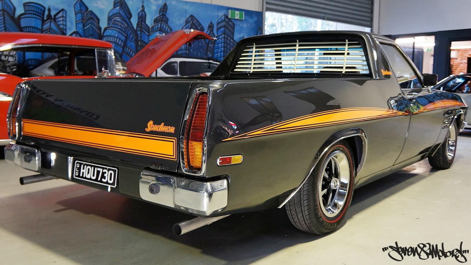 Sold 1973 Holden Hq Ute Seven82motors