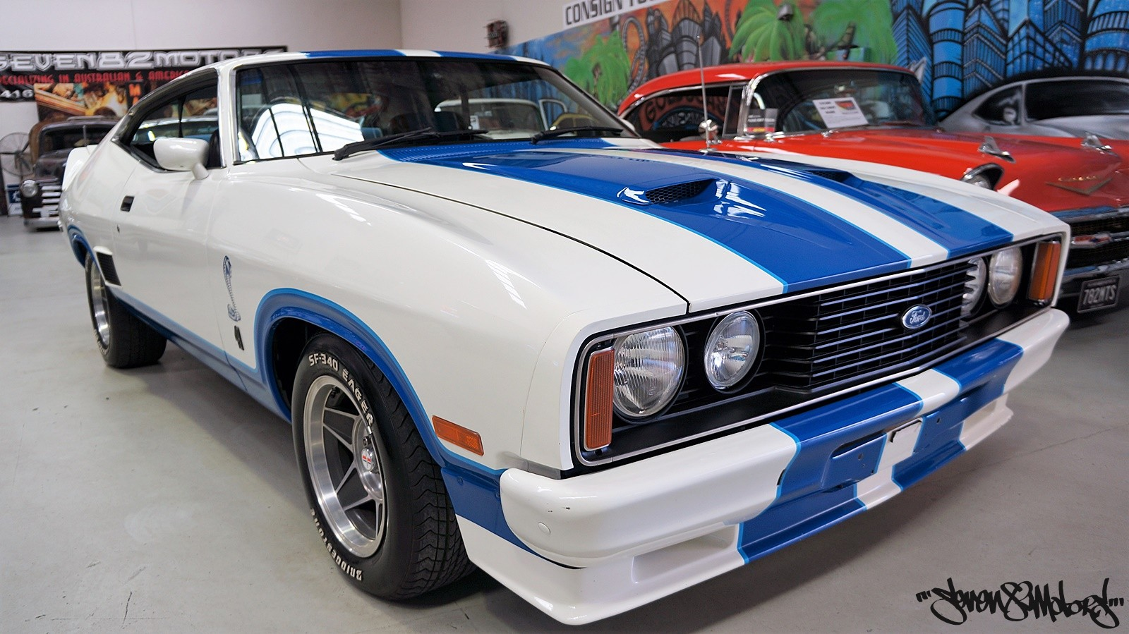 Sold 1978 Xc Falcon Cobra Hardtop Seven82motors