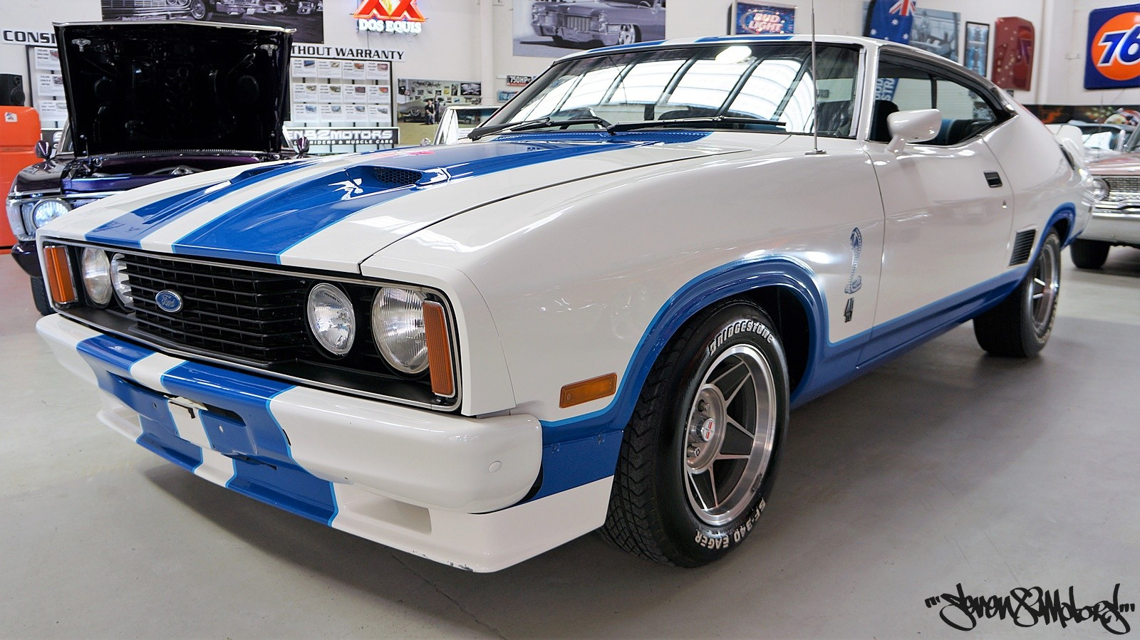 Us Auto Sales >> SOLD! 1978 XC Falcon Cobra Hardtop - SEVEN82MOTORS