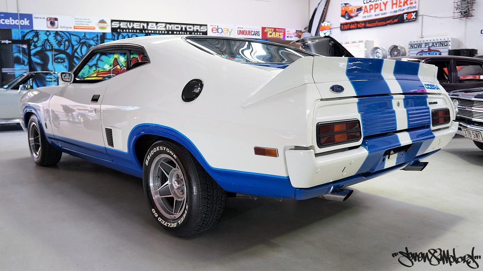 SOLD! 1978 XC Falcon Cobra Hardtop - SEVEN82MOTORS