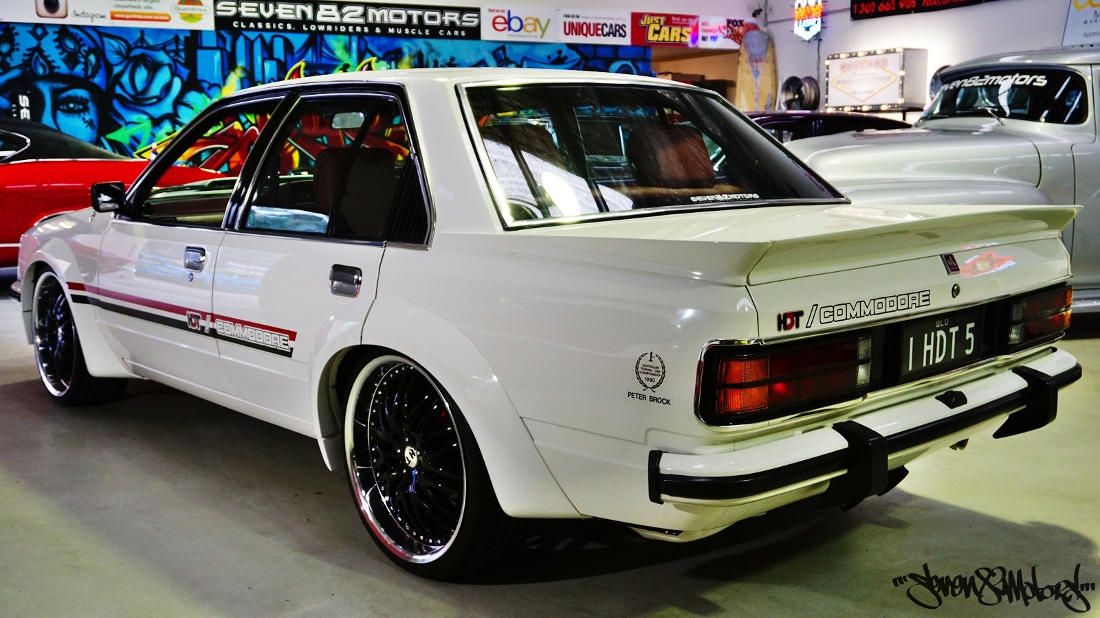 Sold 1980 Vc Hdt Commodore Seven82motors