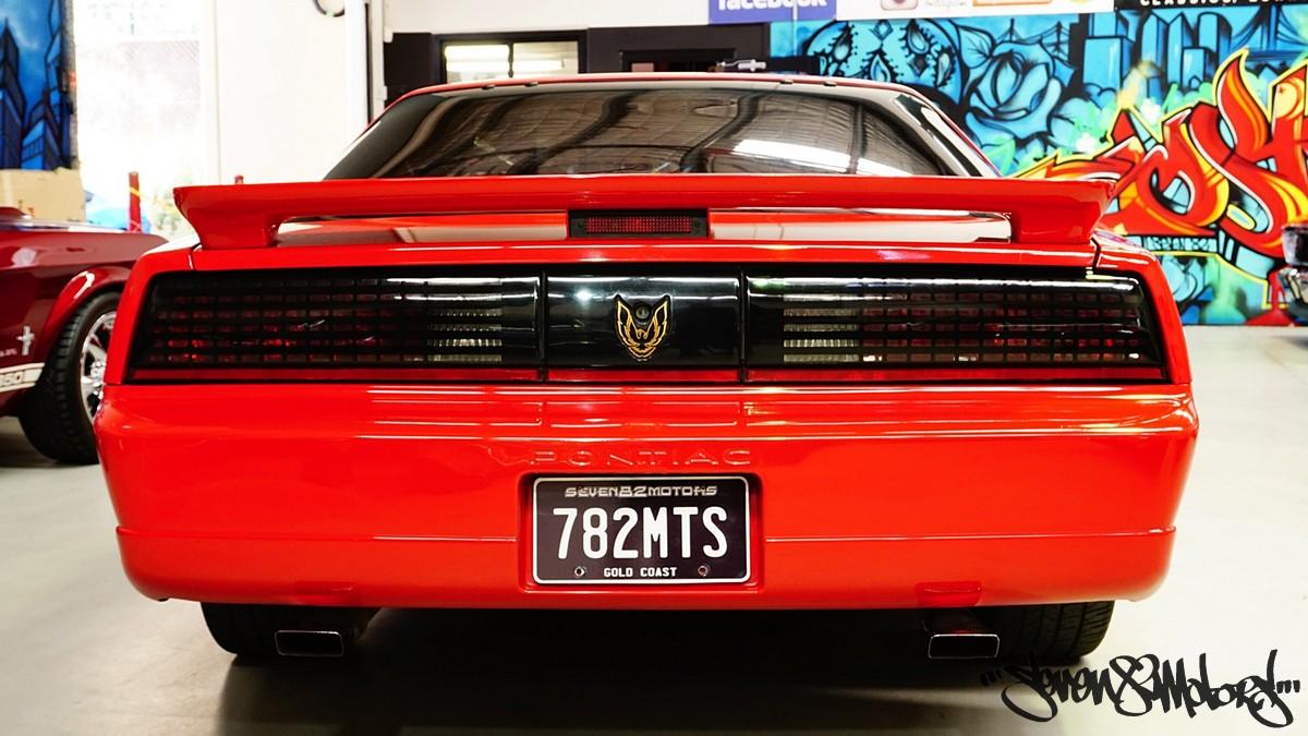 Sold 1987 Pontiac Gta Trans Am Seven82motors