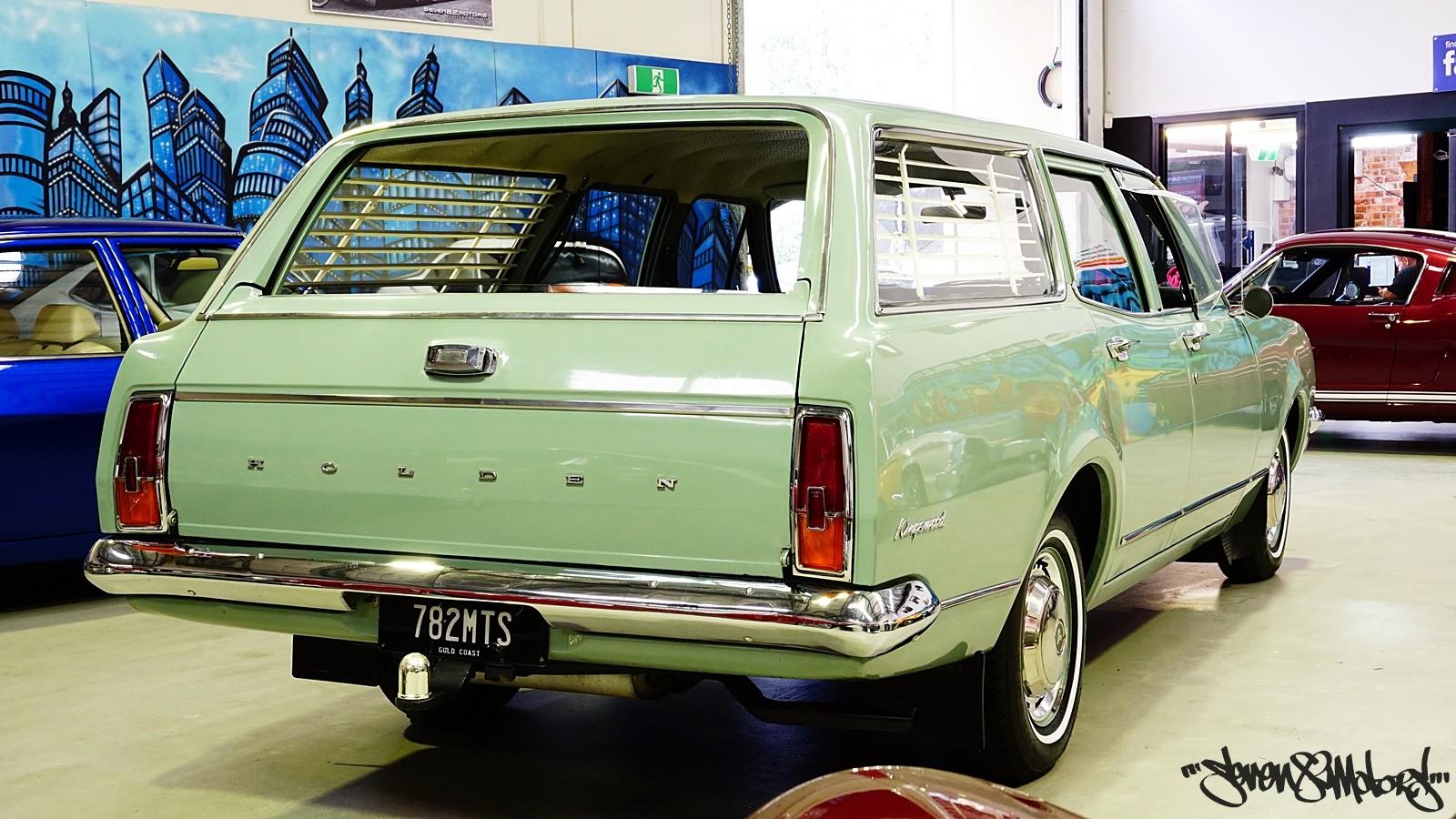 Sold  Holden Hk Kingswood Wagon Sevenmotors