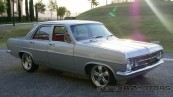 1967 HR Holden with V8 conversion after