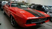 1971 Mustang Fastback after