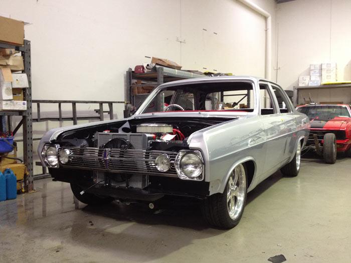 1967 Hr Holden With V8 Conversion Seven82motors