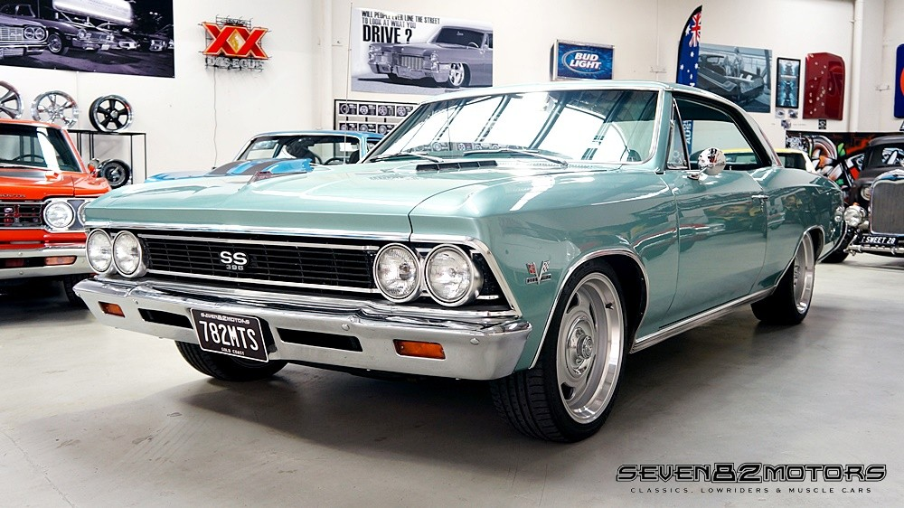 1966 Chevy Chevelle 396 Big Block Ss For Sale
