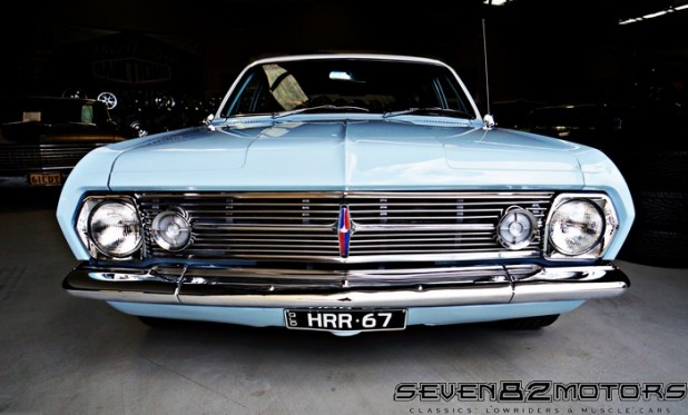 Best Car Paint Colors >> 1967 HR Holden Wagon build. - SEVEN82MOTORS