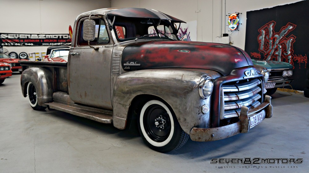 1953 Gmc Pick Up For Sale