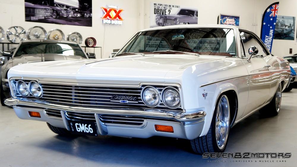 SOLD 1966 chevy Impala