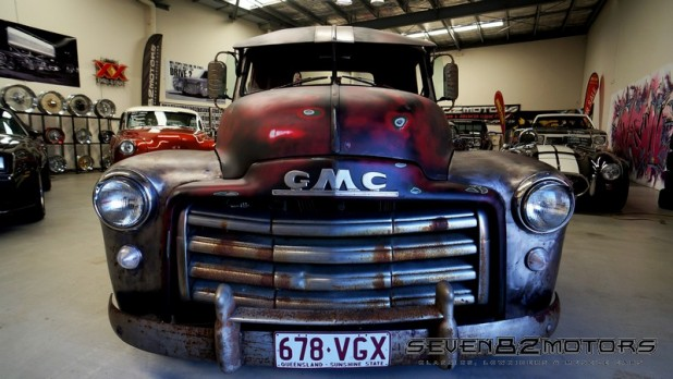 1953 GMC Pick Up (7)