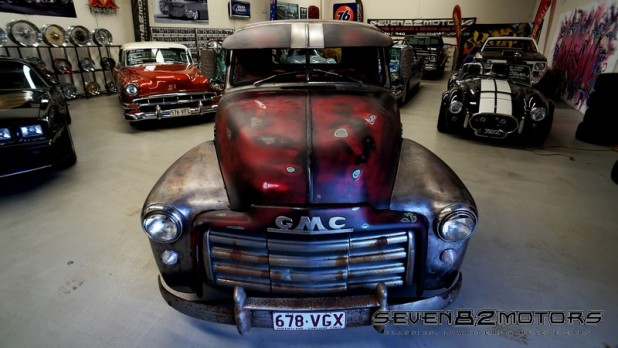 1953 GMC Pick Up (8)