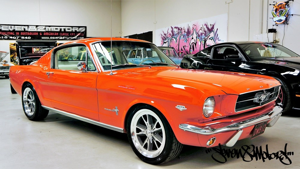 1965 K Code Mustang 2+2 Fastback for sale