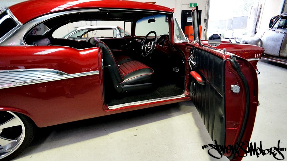 1957 chevy 210 sports coupe for sale. Black Bedroom Furniture Sets. Home Design Ideas