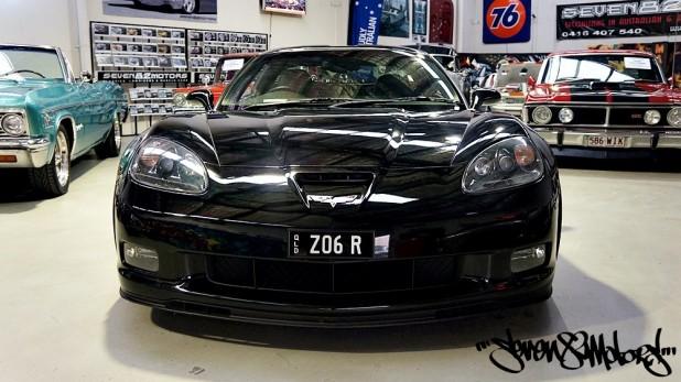 Chevy Corvette Z06 (2)
