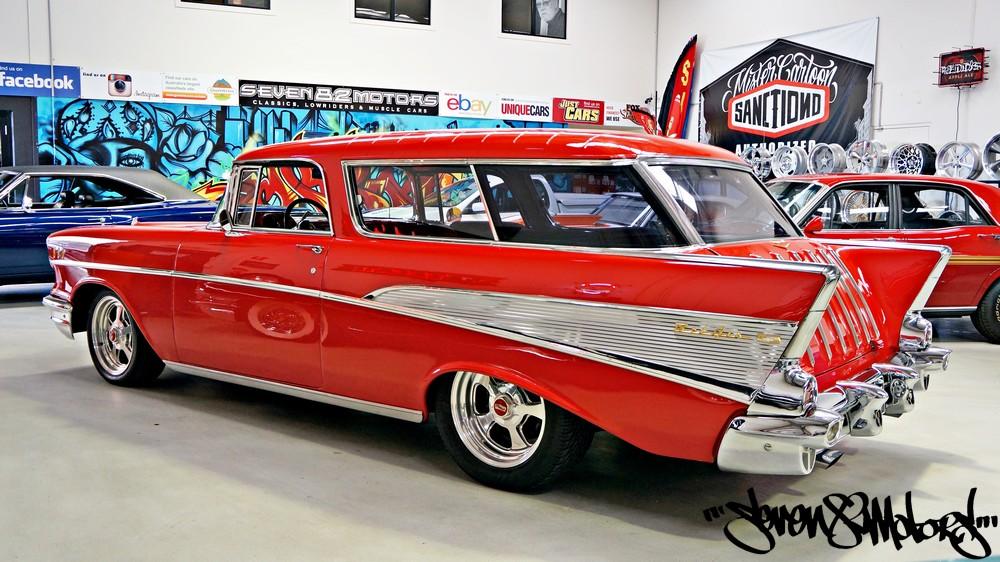 1957 Nomad Wagon For Sale.html | Autos Weblog