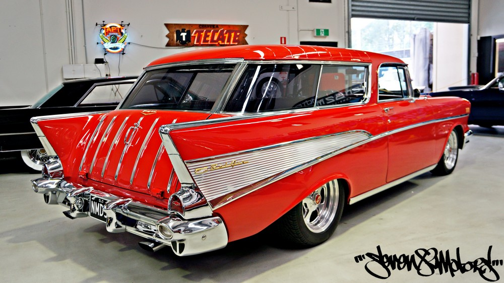 1957 chevy nomad wagon for sale. Black Bedroom Furniture Sets. Home Design Ideas