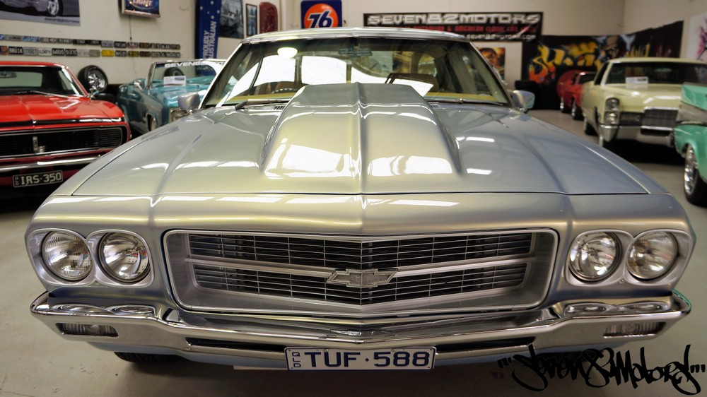 Sold 1971 Hq Holden Ls Coupe Seven82motors