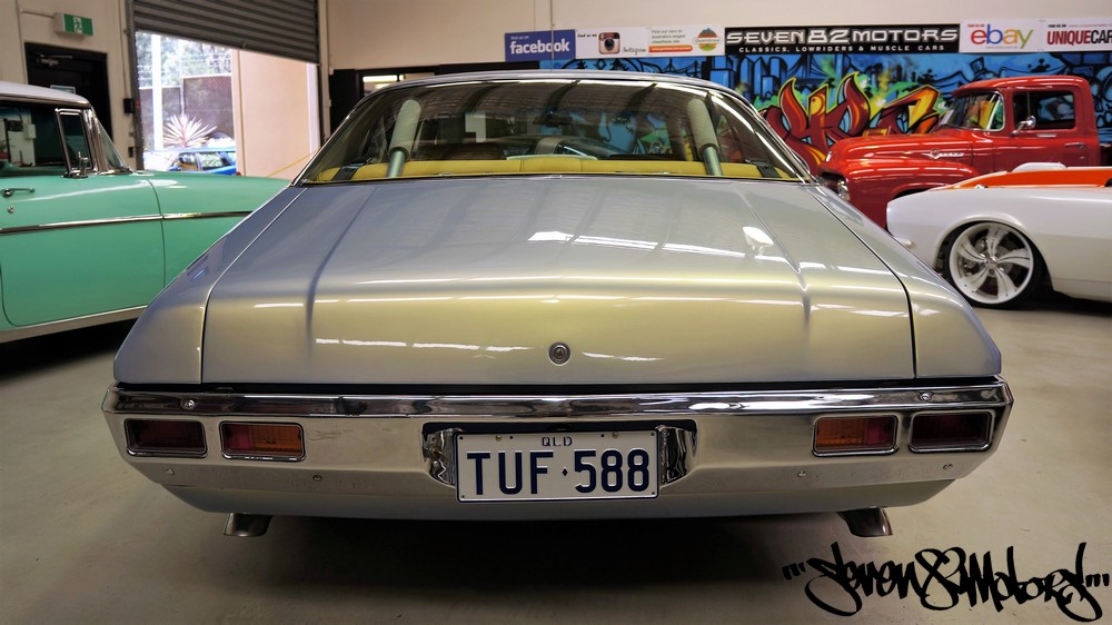 S And S Motors >> SOLD! 1971 HQ Holden LS Coupe - SEVEN82MOTORS