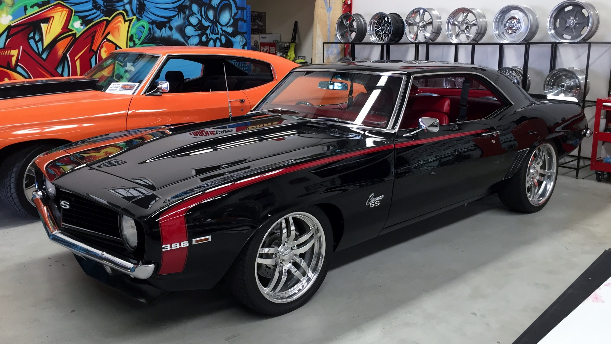 available soon 1969 right hand drive chevy camaro for sale seven82motors. Black Bedroom Furniture Sets. Home Design Ideas