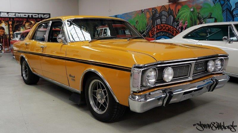 Sold 1971 Xy K Code Gs Fairmont Seven82motors