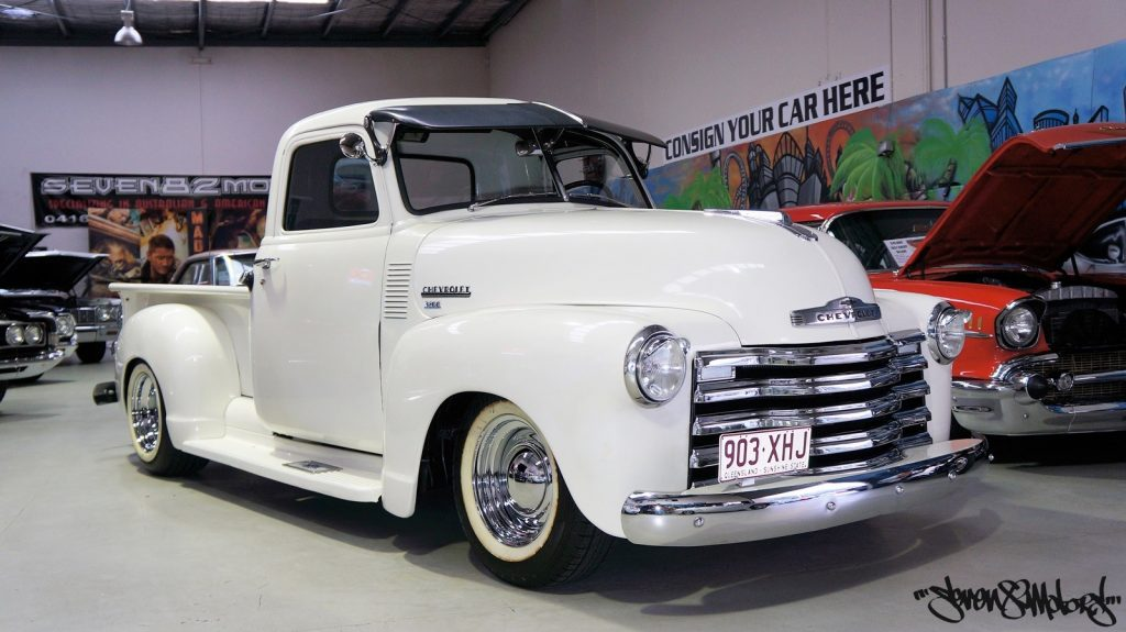 Sold 1950 Chevy 3100 Pick Up For Sale Seven82motors