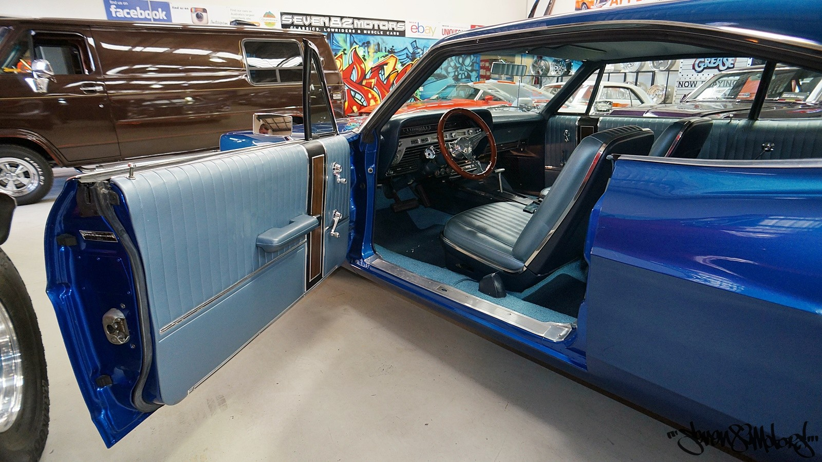 SOLD! 1967 Ford Galaxie - SEVEN82MOTORS
