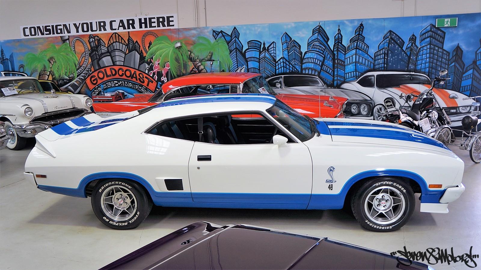 Sold 1978 Xc Falcon Cobra Hardtop Seven82motors