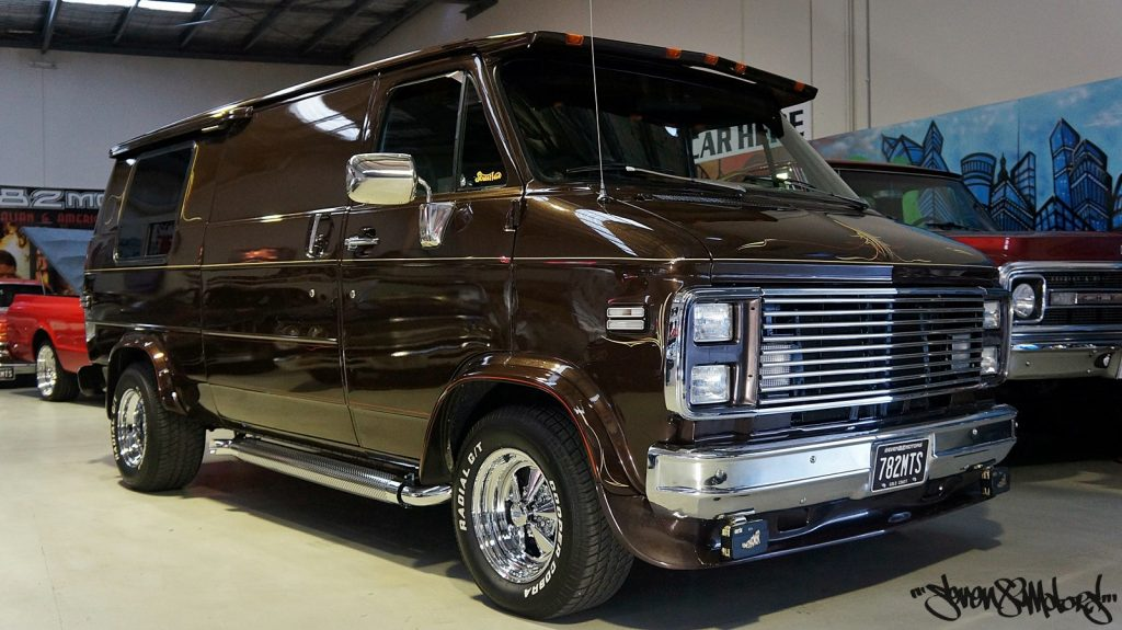Sold 1984 Chevy G20 Van Seven82motors