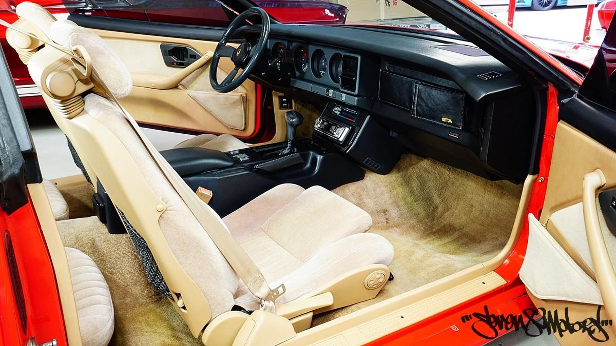 A And M Auto >> SOLD! 1987 Pontiac GTA Trans Am - SEVEN82MOTORS