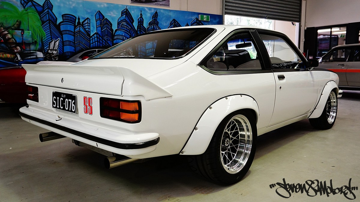 Sold 1976 Holden Lx Ss Torana Hatchback Seven82motors