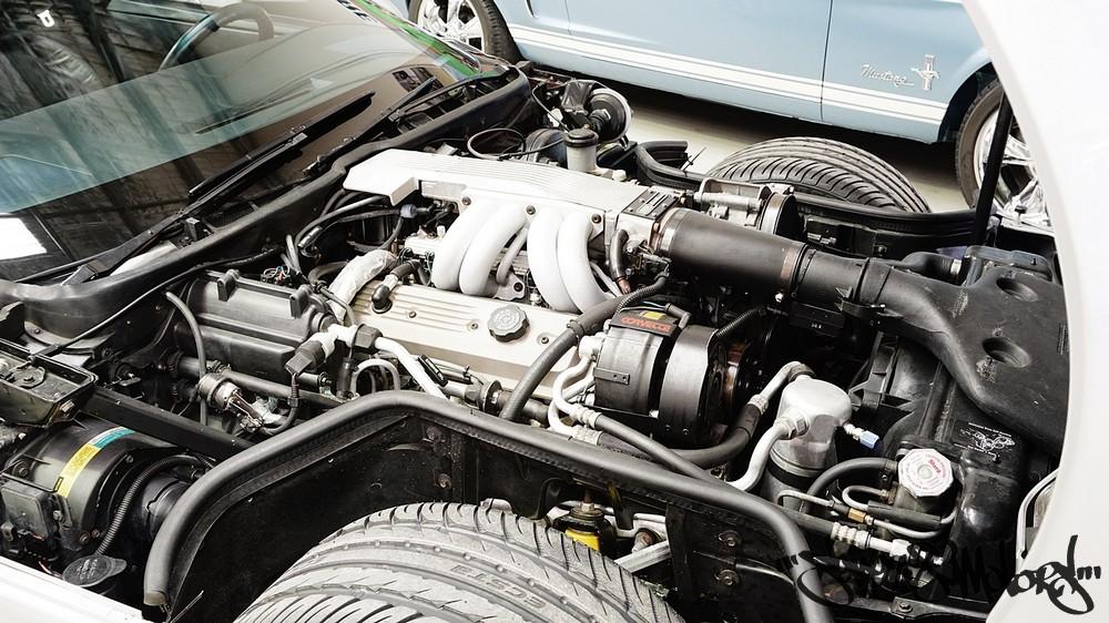 SOLD! 1987 C4 Chevy Corvette coupe - SEVEN82MOTORS
