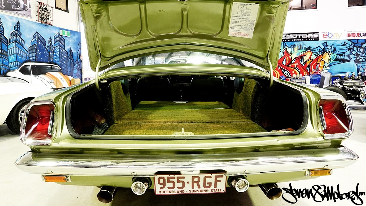 SOLD! 1969 Plymouth 340 Barracuda - SEVEN82MOTORS