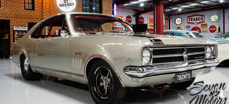 1968 Holden HK GTS Monaro