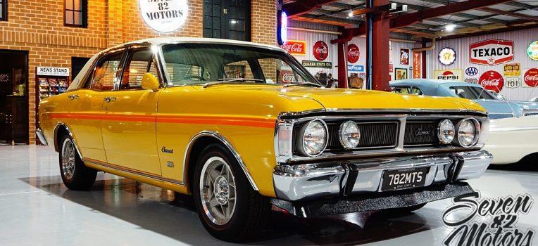 1971 Ford XY GS Fairmont