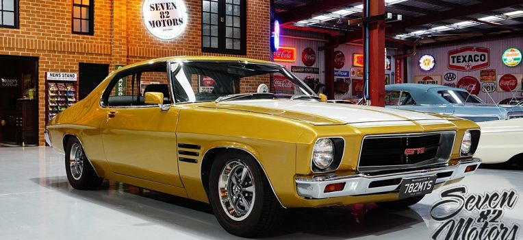 1973 Holden HQ GTS Coupe