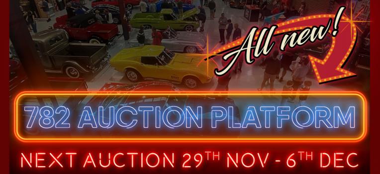 December Auction Slider